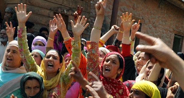 Tujuh Orang Tewas Akibat Bentrok di Kashmir